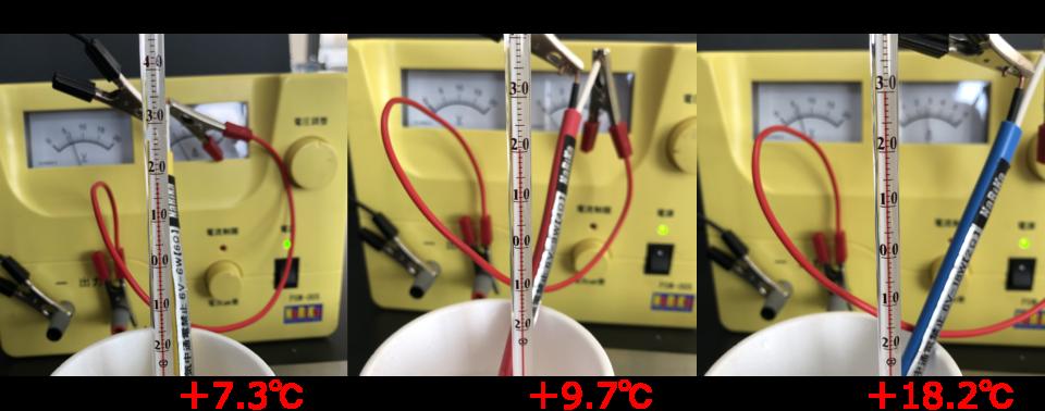 電熱線で水を加熱して「電圧・電流と電力量の関係」と「時間・抵抗と熱量の関係」を理解しよう!