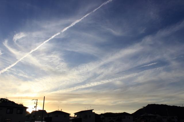 雲の種類とできる高さを解説!【上昇気流と水の循環】